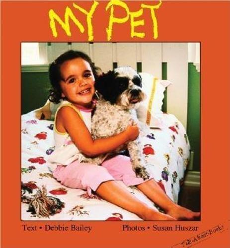 9781550378160: My Pet (Talk-About-Books)