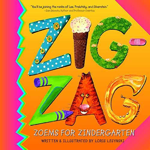 9781550378825: Zigzag: Zoems for Zindergarten