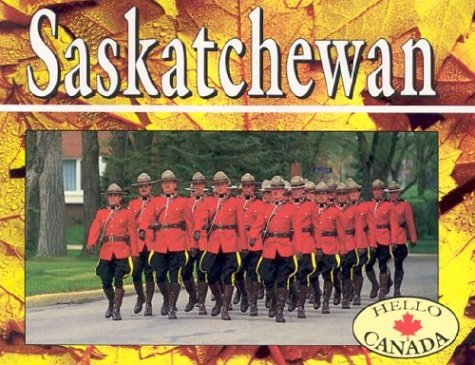 Saskatchewan (Hello Canada): Gillian Richardson