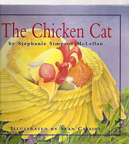 9781550415315: The Chicken Cat
