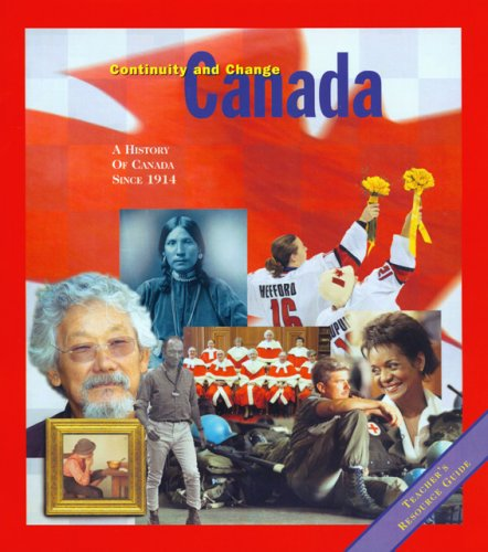 9781550415810: Canada Continuity & Change