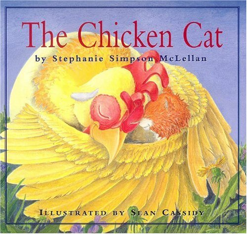 9781550416732: The Chicken Cat
