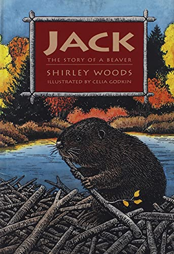 9781550417357: Jack: The Story of a Beaver