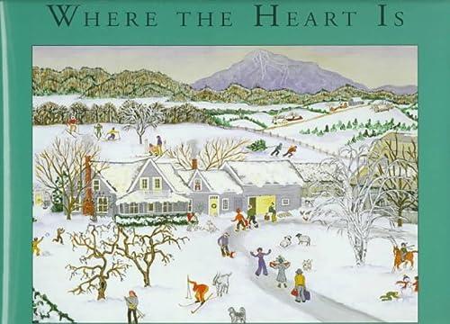 WHERE THE HEART IS.: MITCHELL, ANN.