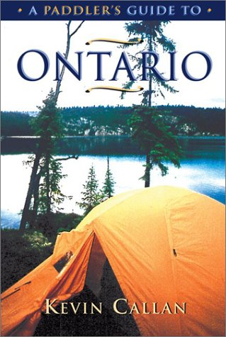 9781550463859: A Paddler's Guide to Ontario