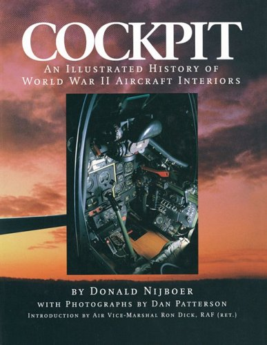 9781550464887: Cockpit: An Illustrated History of World War II Aircraft Interiors