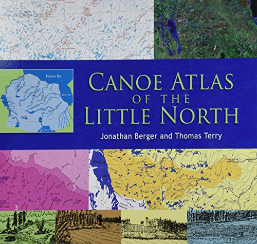 9781550464962: Canoe Atlas of the Little North