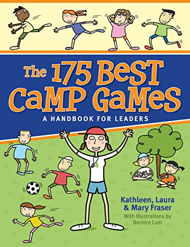 9781550465051: The 175 Best Camp Games: A Handbook for Leaders