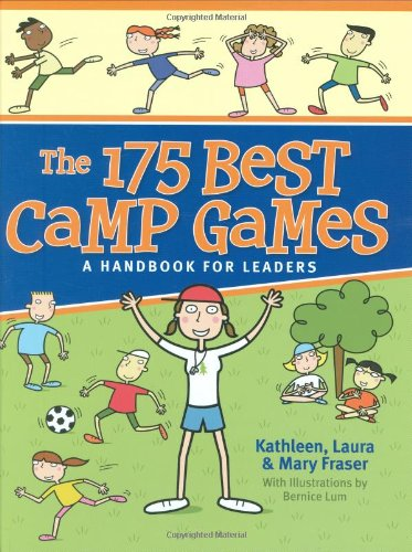 9781550465167: The 175 Best Camp Games: A Handbook for Leaders