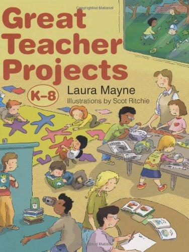 9781550465242: Great Teacher Projects: K-8
