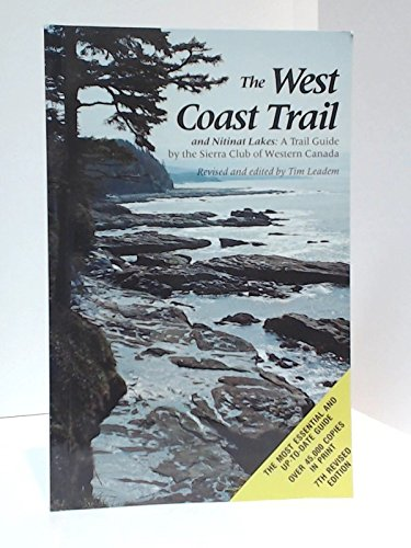 9781550540178: West Coast Trail and Nitinat Lakes