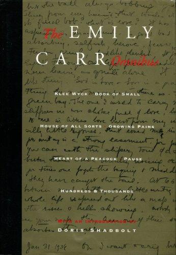 9781550540314: The Emily Carr Omnibus