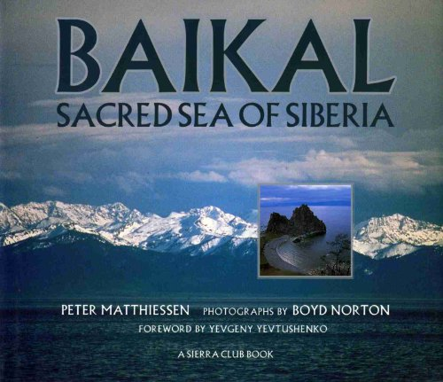 9781550540659: Baikal : Sacred Sea of Siberia [Hardcover] by