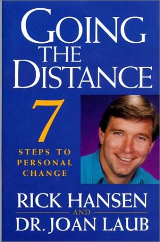 Going The Distance **signed** 7 Steps to Personal Change