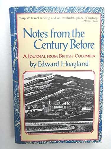 9781550541878: Notes From the Century Before