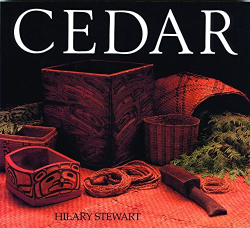 9781550544060: Cedar: Tree of Life to the Northwest Coast Indians