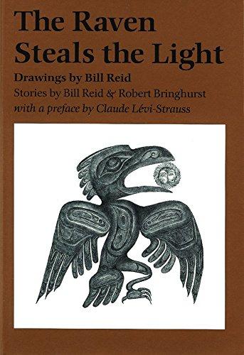 Raven Steals the Light: Reid, Bill; Bringhurst,