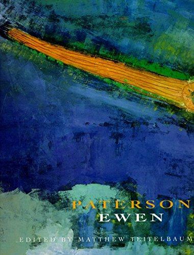 Paterson Ewen: Matthew Teitelbaum