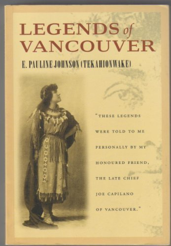 9781550545531: Legends of Vancouver