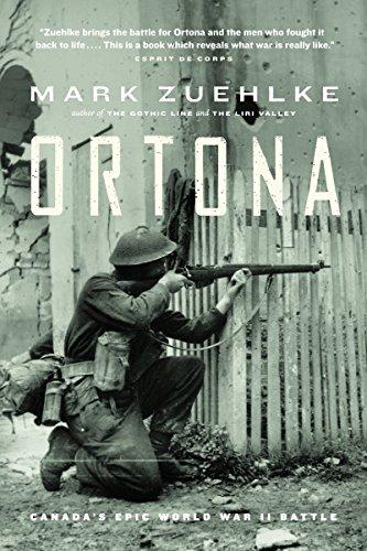 9781550545579: Ortona: Canada's Epic World War II Battle