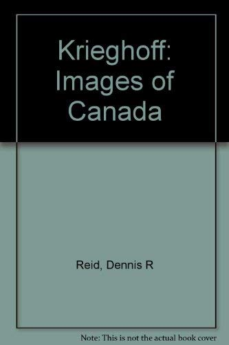 9781550547542: Krieghoff: Images of Canada