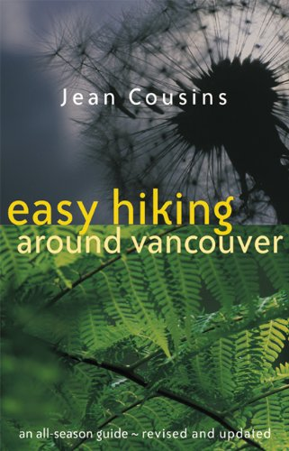9781550548464: Easy Hiking Around Vancouver