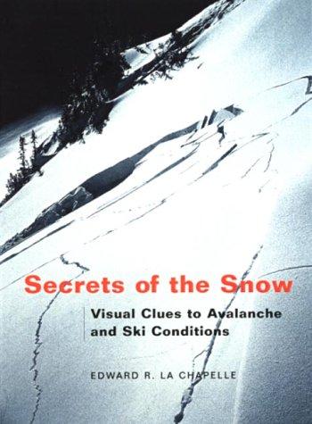 9781550548846: Secrets Of Snow P