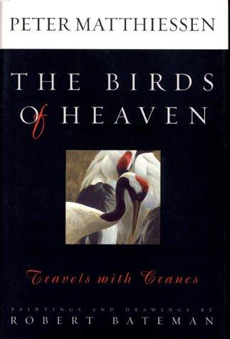 9781550548891: Birds of Heaven: Travels with Cranes