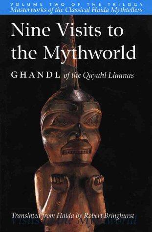 9781550549706: Nine Visits To The Mythworld