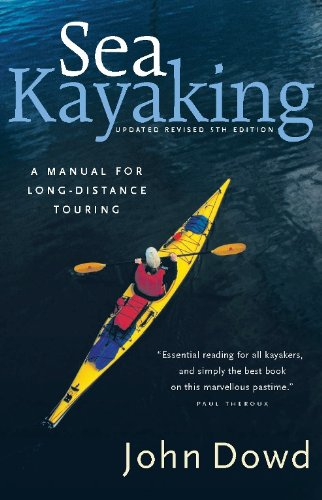 9781550549768: Sea Kayaking: A Manual for Long-Distance Touring