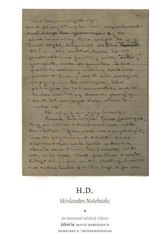 9781550583915: Hirslanden Notebooks: An Annotated Scholarly Edition