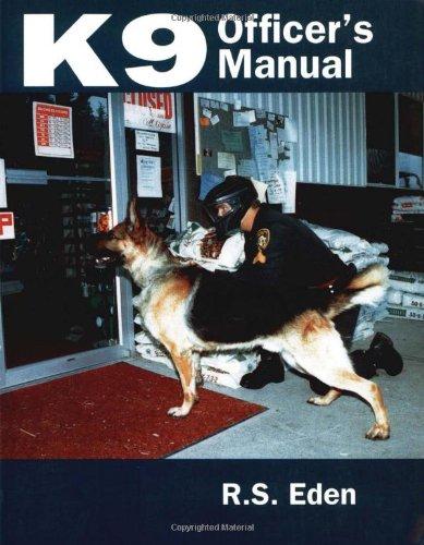 9781550590616: K9 Officer's Manual