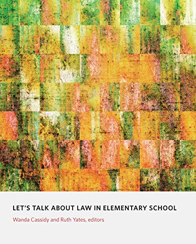9781550591569: Let's Talk About Law in Elementary School