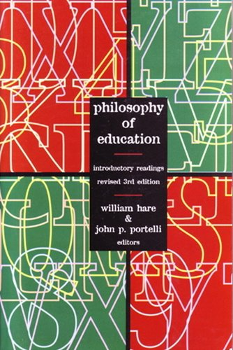 9781550592160: Philosophy of Education: Introductory Readings