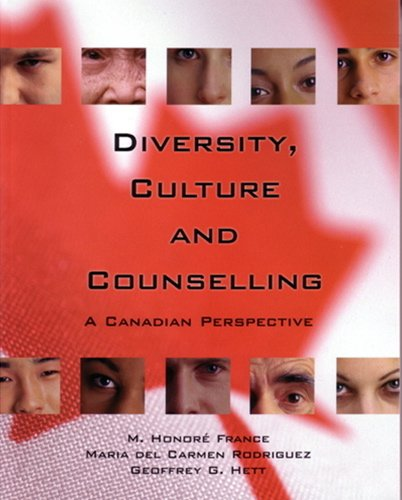 Diversity, Culture and Counselling: A Canadian Perspective: Hett, Geoffrey G.