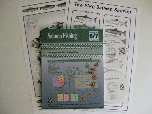 9781550593051: Salmon Fishing - Kit: Investigations into Probability (Math in a Cultural Context)