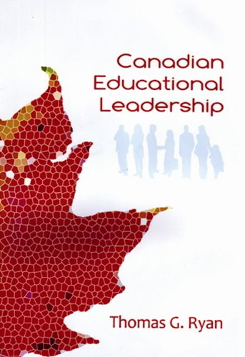 9781550593679: Canadian Educational Leadership