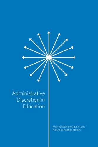 9781550594171: Administrative Discretion in Education
