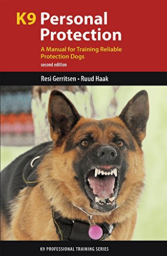 9781550595888: K9 Personal Protection: A Manual for Training Reliable Protection Dogs (K9 Professional Training Series)