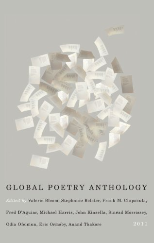 Global Poetry Anthology: 2011: Editors of the