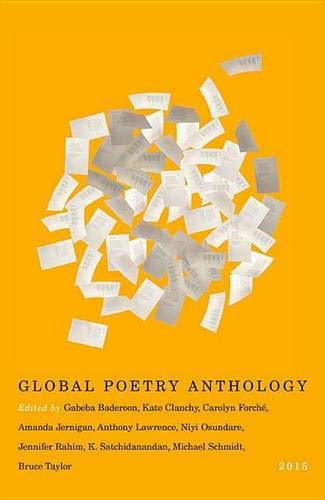9781550654295: Global Poetry Anthology: 2015