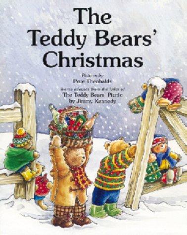 Teddy Bears' Christmas: Theobalds, Prue