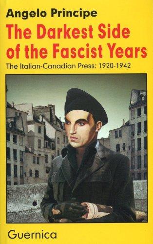 The Darkest Side of the Fascist Years: Principe, Angelo