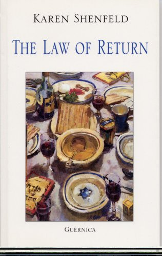 The Law of Return: Karen Shenfeld