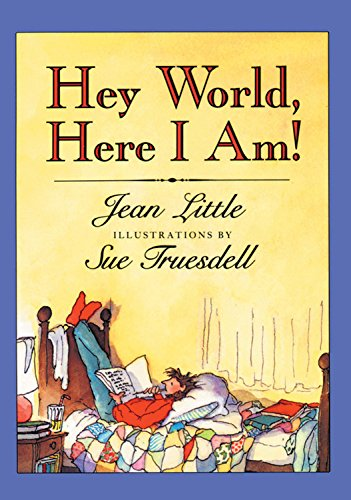 Hey World, Here I Am!-Revised (9781550740363) by Jean Little