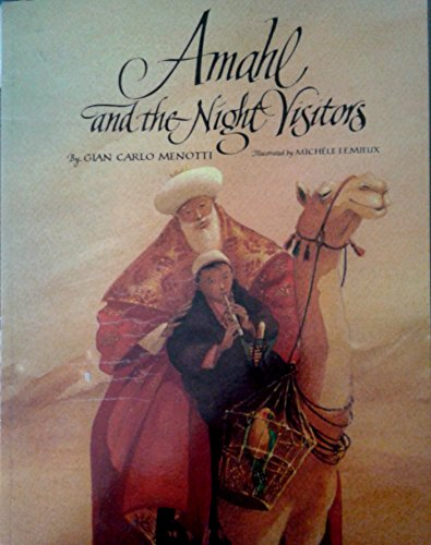 9781550740431: Amahl and the Night Visitors