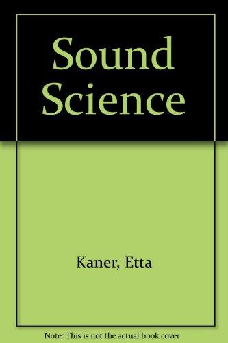 9781550740547: Sound Science