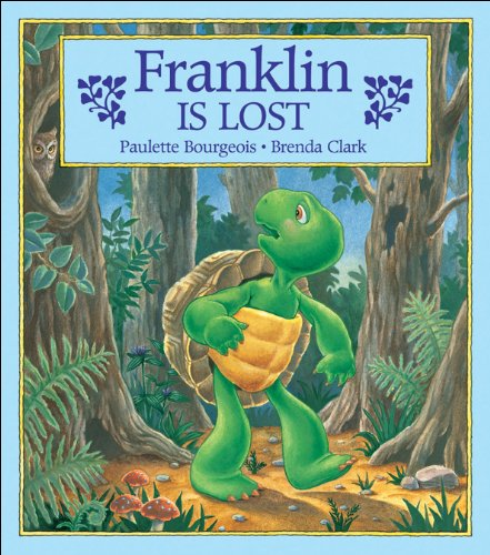 9781550741056: Franklin Is Lost
