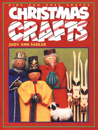 Christmas Crafts Kids Can Easy Crafts