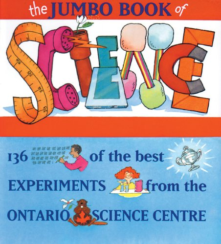 9781550741971: Jumbo Book of Science, The (Jumbo Books)